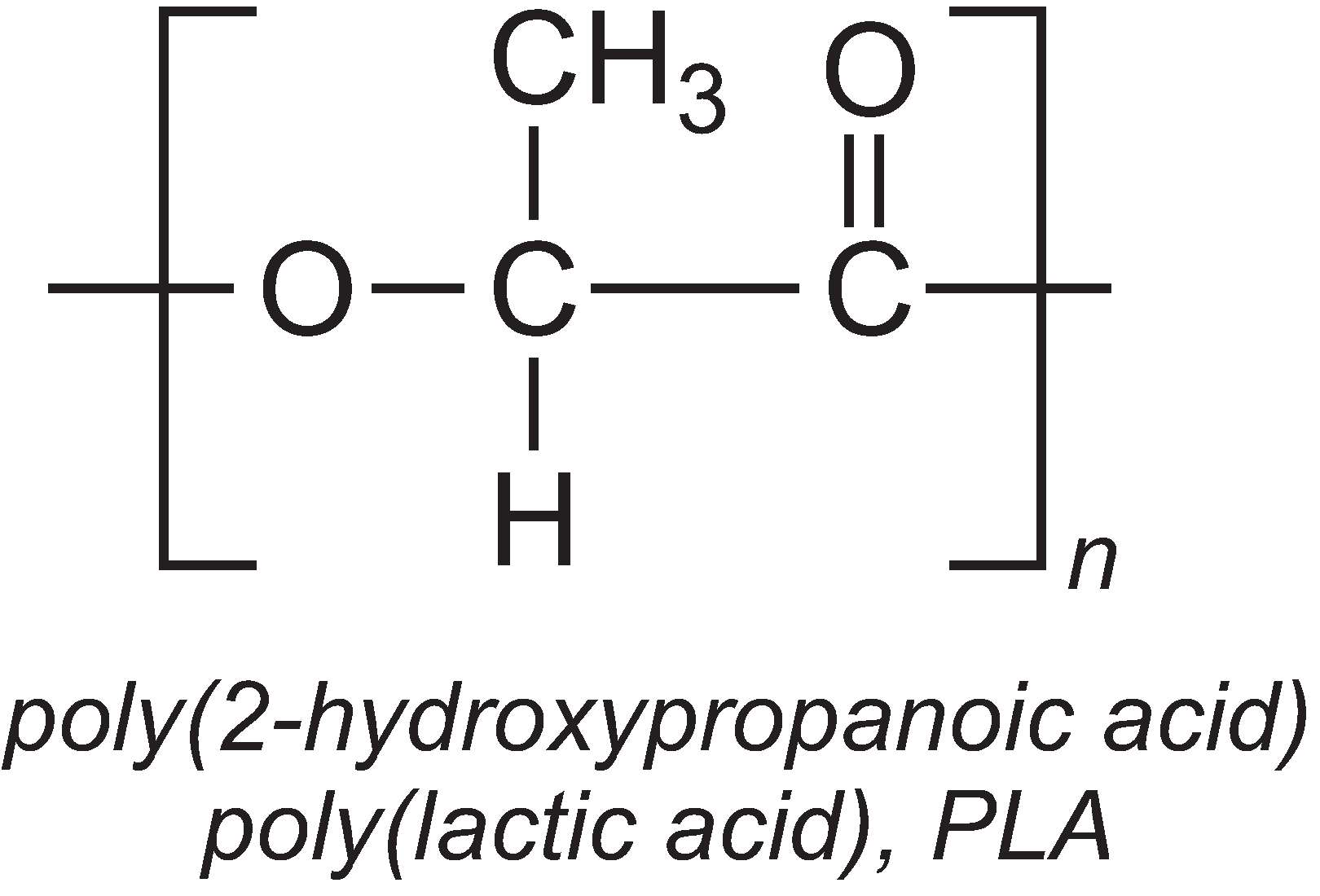 used to synthesise polylactic acid The chemistry behind creating polylactic acid synthesis and characterization of poly (lactic acid) for use in mechanism for synthesis of 4.