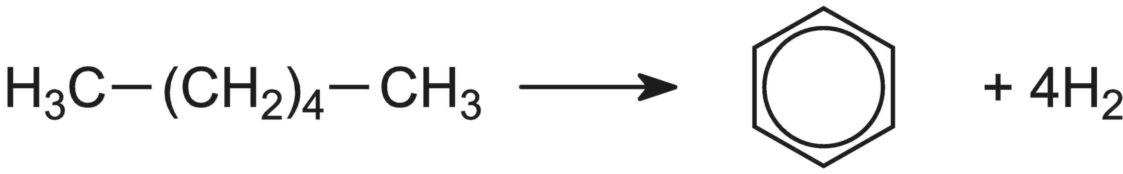 Benzene and methylbenzenes