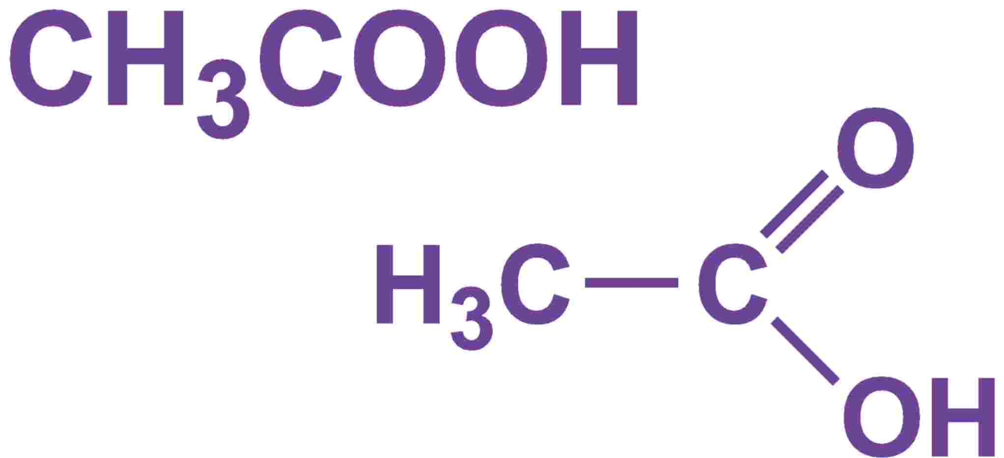 how is ethanoic acid made